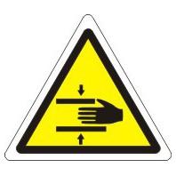Nebezpečí stlačení