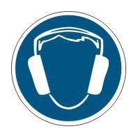 Použij ochranu sluchu