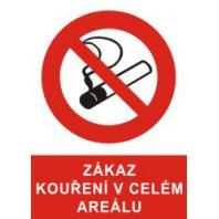 Zákaz kouření v celém areálu