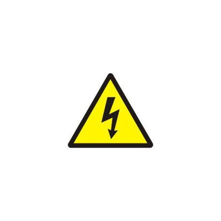 Elektrický proud - trojúhelník